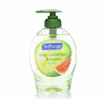 Softsoap Hand Soap Crisp Cucumber & Melon 7.50 oz [074182260903]