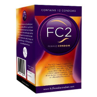 FC2 Female Condoms 12 ea [861783000126]