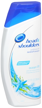 Head & Shoulders Ocean Lift Dandruff Shampoo 23.70 oz [037000062189]