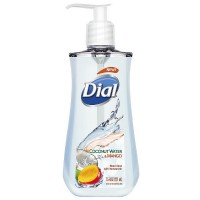 Dial Liquid Hand Soap, Coconut Water & Mango 7.50 oz [017000121581]