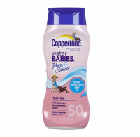 Coppertone Water Babies Pure & Simple Sunscreen Lotion SPF 50 8 oz [041100001771]