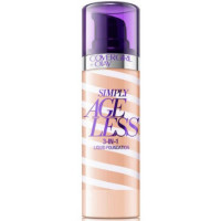 CoverGirl +Olay Simply Ageless 3-in-1 Liquid Foundation, Classic Ivory 1 oz [008100100361]