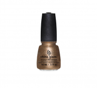 China Glaze Nail Polish, Goldie but Goodie, 0.5 oz [019965813495]