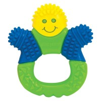 The First Years Learning Curve Bristle Buddy Teether 1 ea [071463014538]