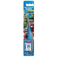 Oral-B Pro-Health Stages Marvel Avengers Soft Toothbrush 1 ea [300410101459]