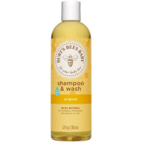Burt's Bees Baby Bee Shampoo & Wash, Original 12 oz [792850743991]