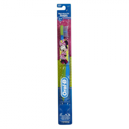 Oral-B Pro-Health Stage 2 Extra Soft Toothbrush 1 ea [300416632209]