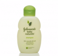 JOHNSON'S Natural Nourishing Baby Shampoo 10 oz [381371027965]