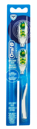 Oral-B Pro-Health Power Replacement Brush Heads 2 Each [069055852699]