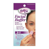 HairOff Facial Buffer 3 Each [018515102638]
