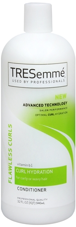 TRESemme Flawless Curls Moisturizing Conditioner 32 oz [022400624198]