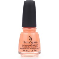 China Glaze Nail Polish, Flip Flop Fantasy, 0.5 oz [019965809467]