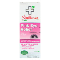 Similasan Pink Eye Relief Eye Drops 0.33 oz [094841300344]