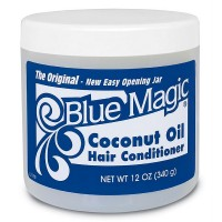 Blue Magic Coconut Oil Hair Conditioner 12 oz [075610159103]