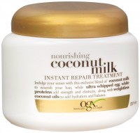 Organix Nourishing Coconut Milk Instant Repair Treatment 8 oz [022796910318]
