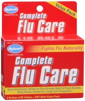 Hyland's Complete Flu Care Tablets 120 Tablets [354973301528]