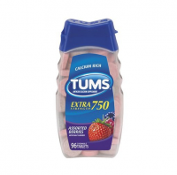 TUMS E-X 750 Tablets Assorted Berries 96 ea [307667388961]