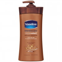Vaseline Lotion Cocoa Radiant 20.3 oz [305210134423]