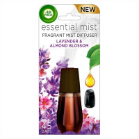 Air Wick Essential Mist, Fragrant Mist Diffuser Lavender and Almond Blossom 1 ea [062338985527]