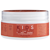 Shea Moisture Mango & Carrots Kids Extra Nourishing Lightweight Styling Smoothie, Orange Blossom Extract 6 oz [764302905134]