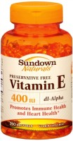 Sundown Vitamin E 400 IU Softgels DL-Alpha 250 Soft Gels [030768032692]