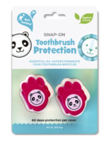 Dr. Tung's Kids Snap-on-Toothbrush Protection 2 ea [019373952557]