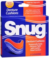 Snug Denture Cushions 2 Each [310742000610]