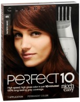 Nice 'n Easy Perfect10 Permanent Color 4R Dark Auburn 1 Each [381519035333]