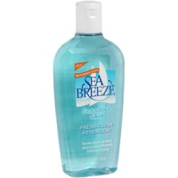 Sea Breeze Facial Astringent, Sensitive Formula, Fresh Clean 10 oz [319810004284]
