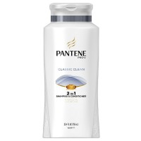 Pantene Pro-V Classic Clean 2 in 1 Shampoo & Conditioner 25.40 oz [080878008308]