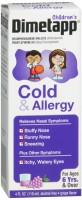 Dimetapp Children's Cold and Allergy Grape 4 oz [300312235139]