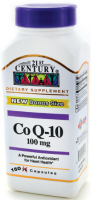 21st Century CoQ10 100 mg Softgels 150 ea [740985274347]
