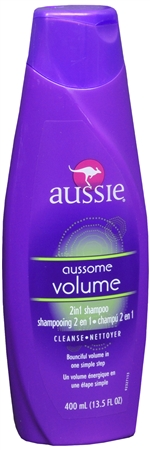 Aussie Aussome Volume 2 In 1 Shampoo 13.50 oz [381519022814]