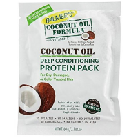 Palmer's Coconut Oil Formula Deep Conditioning Protein Pack 2.10 oz [010181033155]