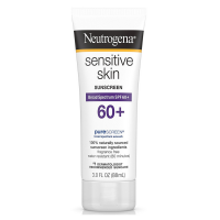 Neutrogena Sensitive Skin Sunscreen Lotion SPF 60+ 3 oz [086800872603]