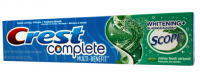 Crest Whitening Plus Scope Toothpaste Minty Fresh Striped 8 oz [037000385851]