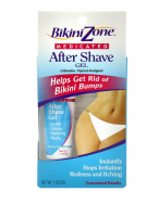 Bikini Zone Medicated After-Shave Gel 1 oz [018515016089]