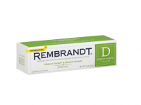 Rembrandt Plus Toothpaste Fresh Mint 2.60 oz [049336436008]