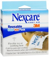 Nexcare Cold/Hot Pack Reusable 1 Each [051131666887]