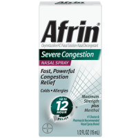 Afrin Nasal Spray Severe Congestion 15 mL [041100811172]
