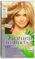 Natural Instincts Vibrant Permanent Hair Color 9A Alive With Light (Light Cool Blonde) 1 Each [381519050008]