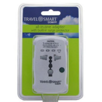 Conair Travel Smart All-In-One Adapter 1 ea [039052001383]