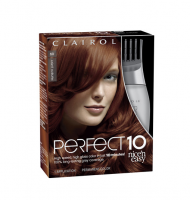 Nice 'n Easy Perfect10 Permanent Color, Light Auburn 6R 1 ea [381519022074]