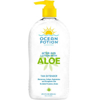 Ocean Potion After Sun Lotion With Aloe, 20.5 oz [000774112046]