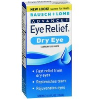 Bausch & Lomb Advanced Eye Relief Rejuvenation Lubricant Eye Drops 0.50 oz [310119020036]