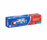 Crest Toothpaste Kids' Cavity Protection, Sparkle Fun Flavor 4.60 oz [037000003823]