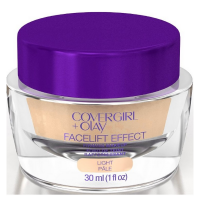 CoverGirl  & Olay FaceLift Effect Firming Makeup, Light [330]  1 oz [046200000136]