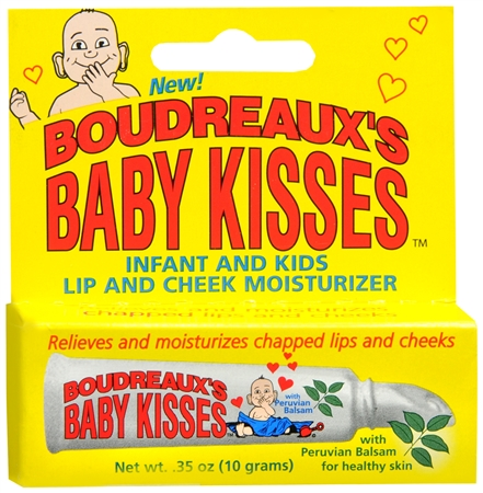 Boudreaux's Baby Kisses Lip and Cheek Moisturizer 10 g [362103666003]