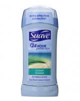 Suave Naturals Anti-Perspirant Deodorant Invisible Solid Ocean Breeze 2.60 oz [079400834706]