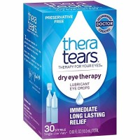 TheraTears Dry Eye Therapy Lubricant Eye Drops Single-Use 30 Each [358790000305]